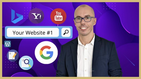 SEO TRAINING 2021: Complete SEO Course plus WordPress SEO Yoast