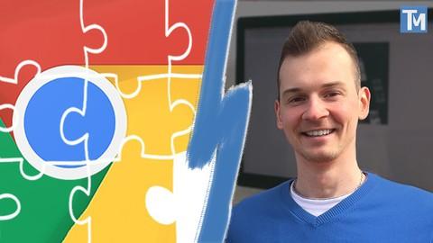 Google Chrome Extension Development From Beginning (2021)