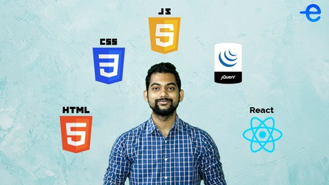 React JS- Complete Guide for Frontend Web Development (2021)